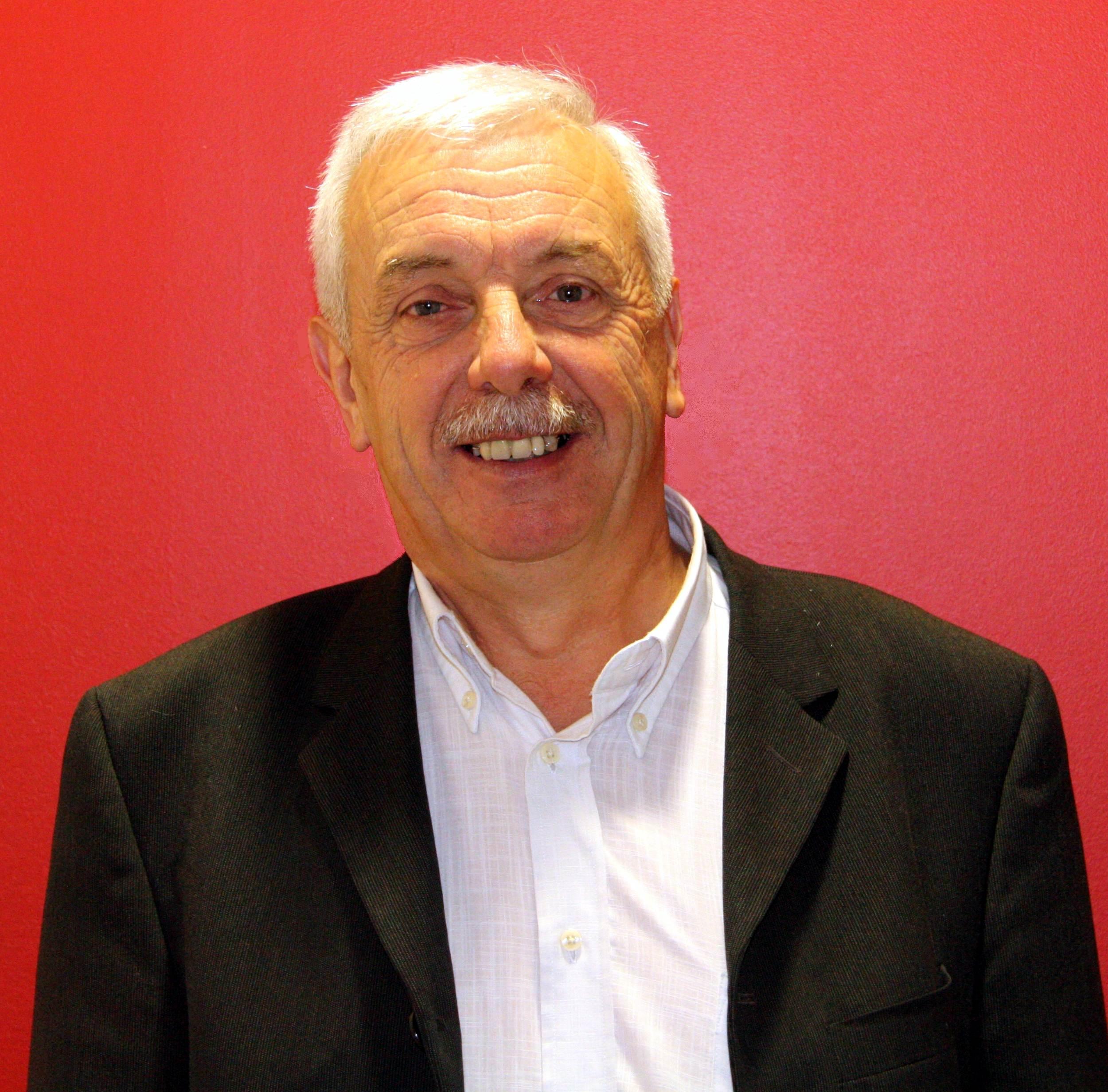 Le président Jean-Luc Cantaloube