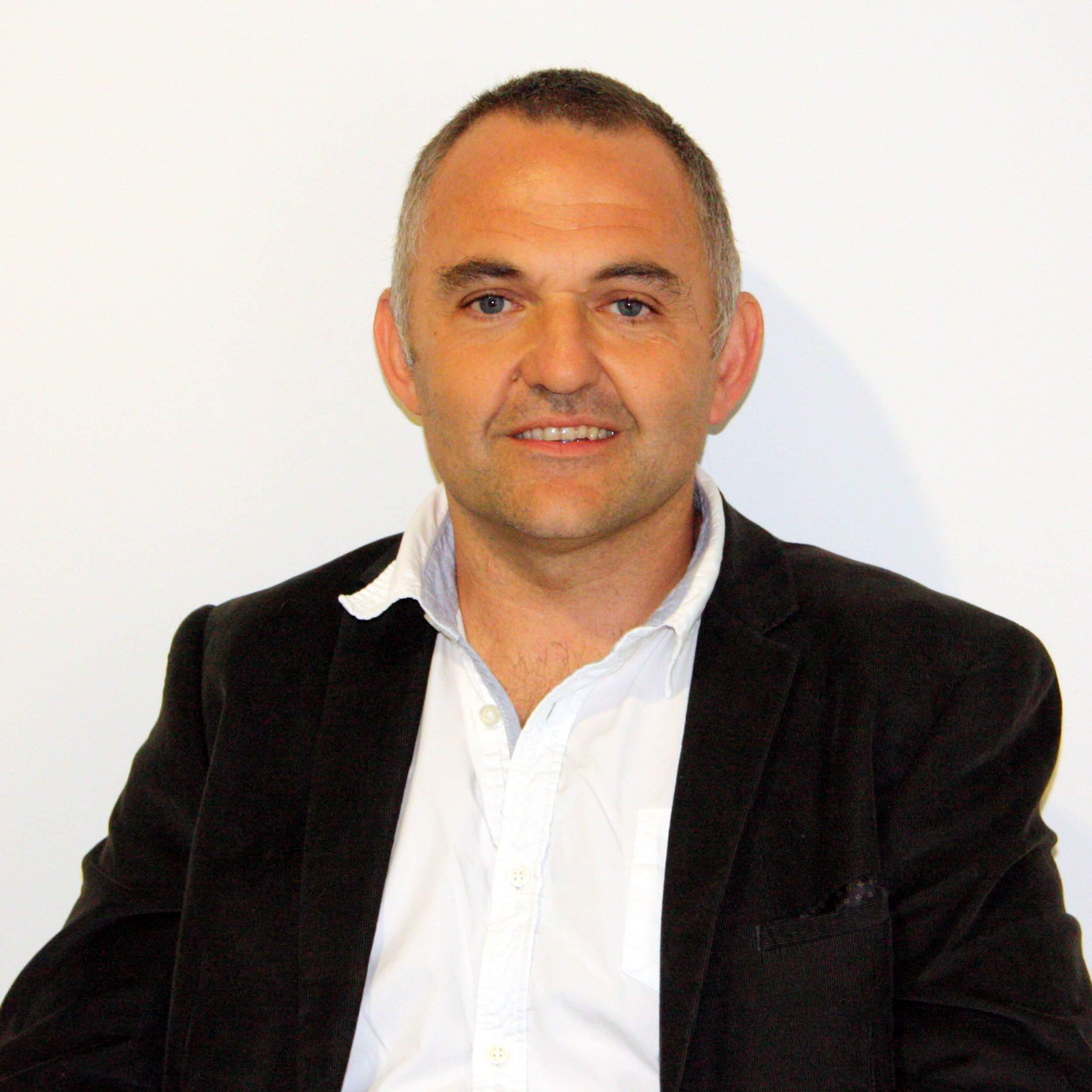Le vice-président Jérôme Fabriès