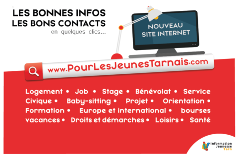 Site Pour els jeunes Tarnais