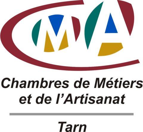 Logo de la Chambre de Métiers du Tarn