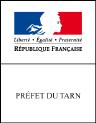 Logo de la Préfecture du Tarn