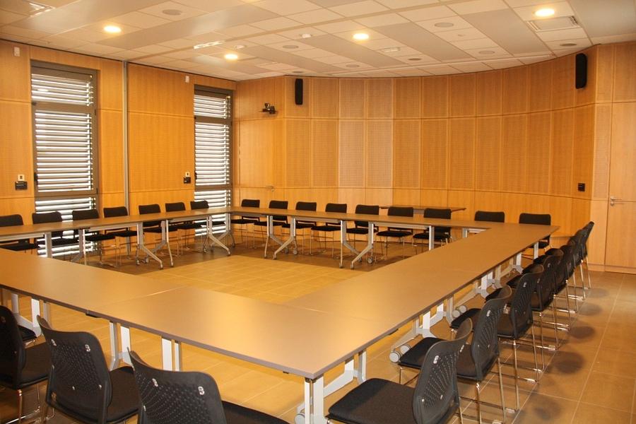 Image de la salle de réunion