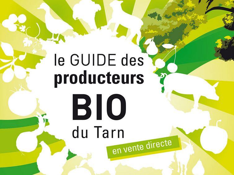 Guide des producteurs bio du Tarn