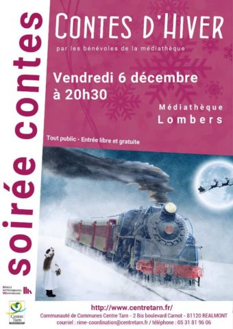 Contes d'hiver à Lombers
