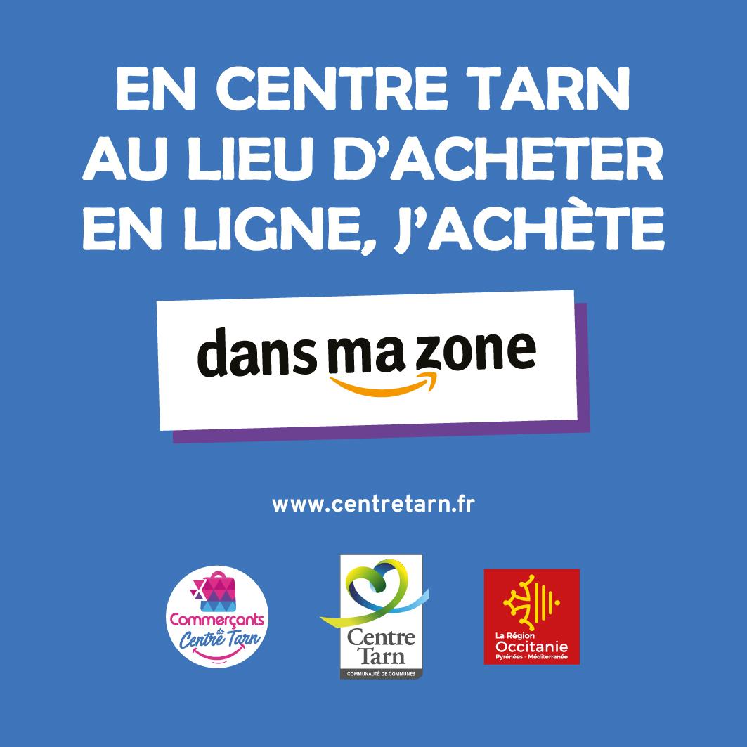 La Communauté de Communes lance une campagne radio en soutien aux commerçants du Centre Tarn