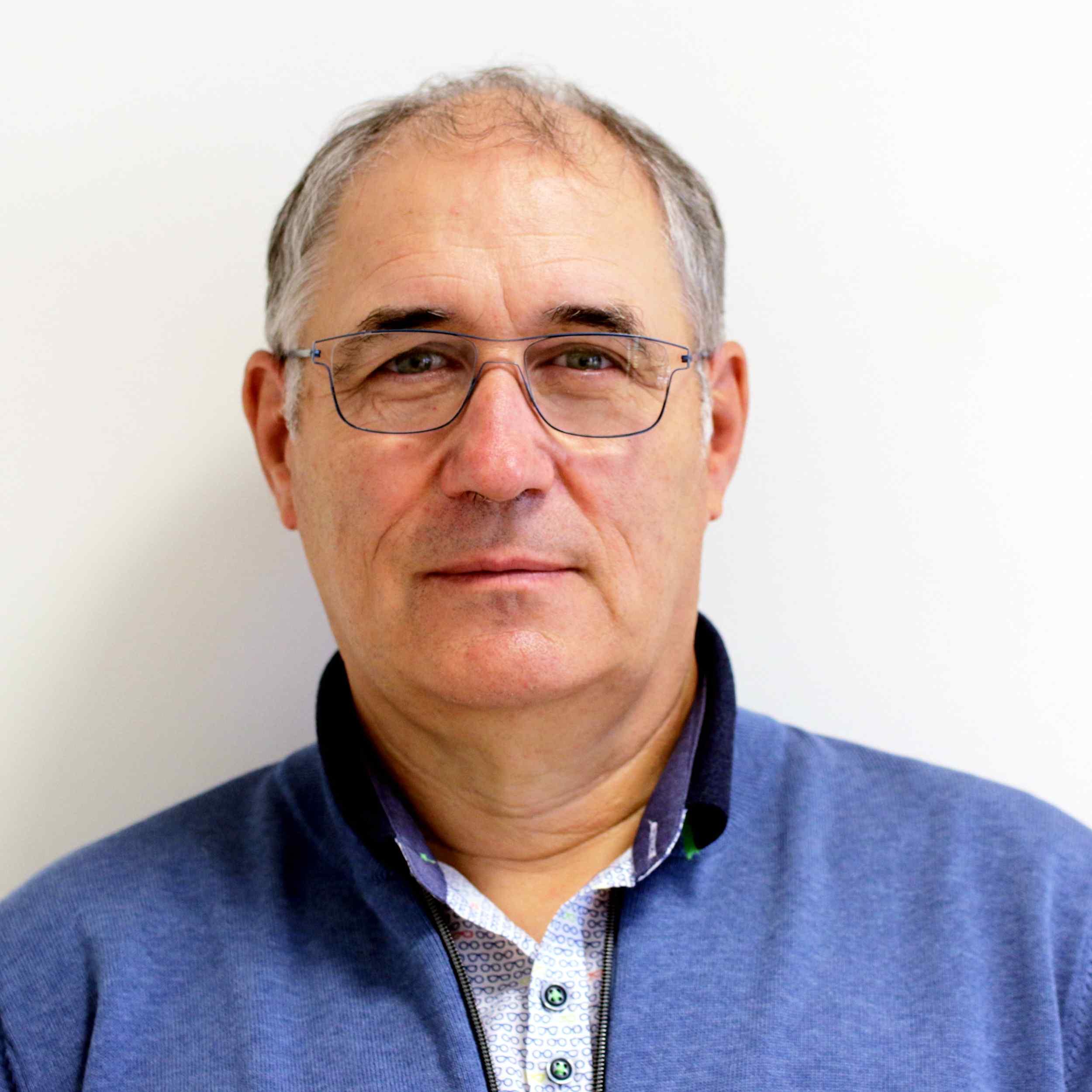 Le vice-président Pierre Calvignac