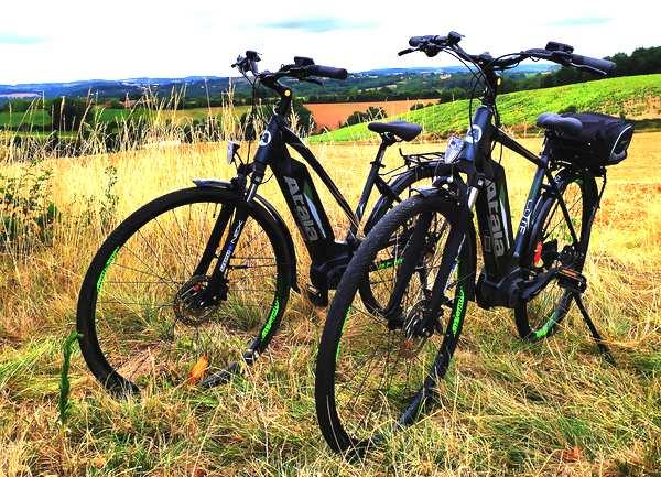 Mise à disposition de vélos à assistance électrique