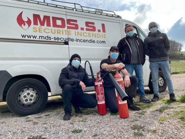 MDS Sécurité Incendie